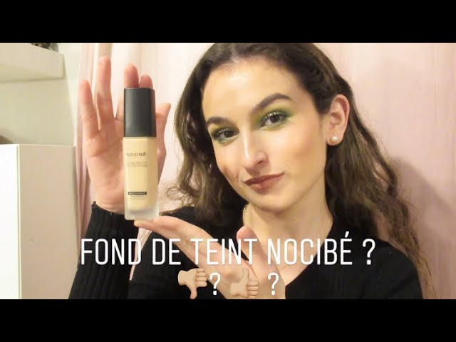 @TOUMAKEUP: TEST FOND DE TEINT NOCIBE !