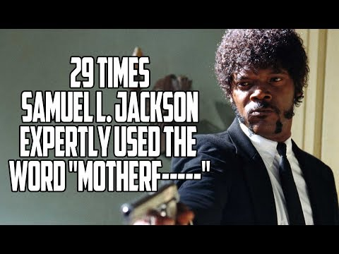 29 Times Samuel L. Jackson Expertly Used The Word