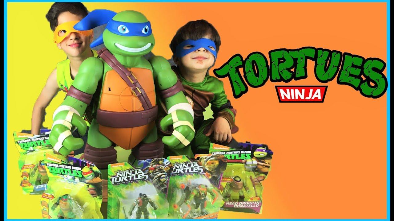 Jouet figurine geante tortue ninja mutation mega aire - Le rat des tortue ninja ...