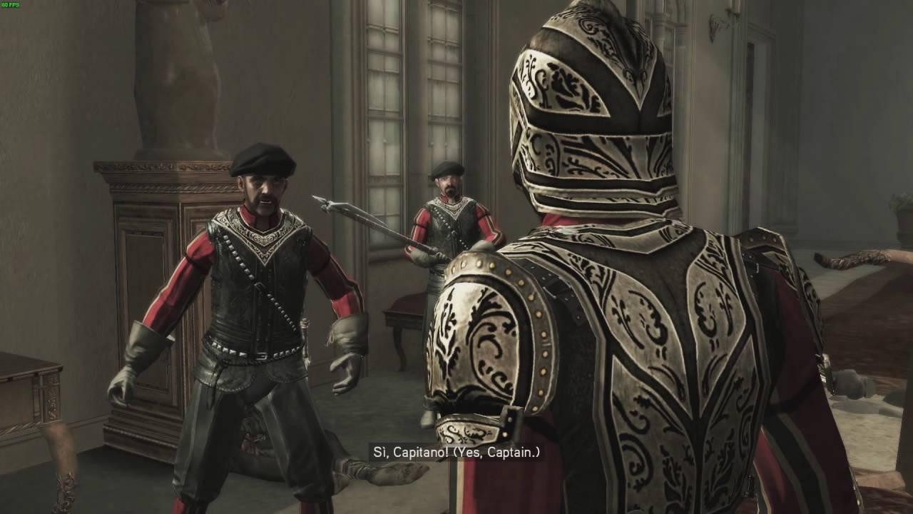Assassins Creed Ii Saving Lorenzo De Medici Templar