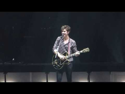 Shawn Mendes Singing Don't Be A Fool