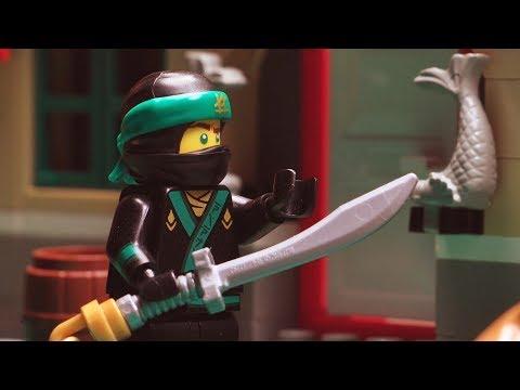 Lego Ninjago Robbery