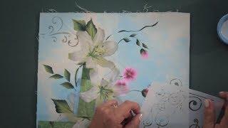 🖼 Técnica: Pintura Decorativa
