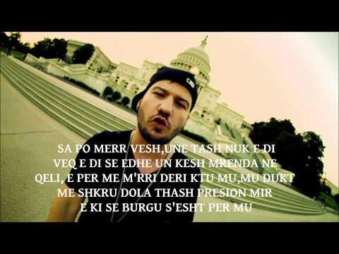 Cyanide a.k.a Dr Jet - Mshtetu n'Mu (Lyrics Video Full HD)