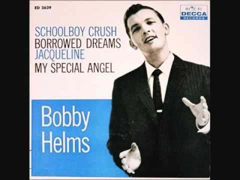 Bobby Helms - Borrowed Dreams 1958