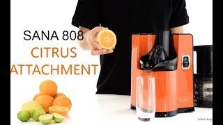 Sana EUJ 808 Citrus Press