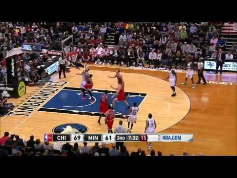 Chicago Bulls vs Minnesota Timberwolves | November 1, 2014 | NBA 2014-15 Season