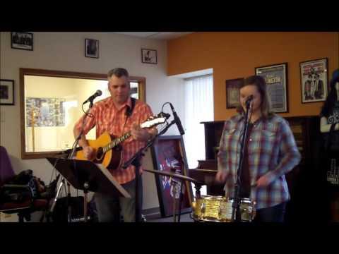 The Time Burners - Bebopa Luva live in the KZUM studio