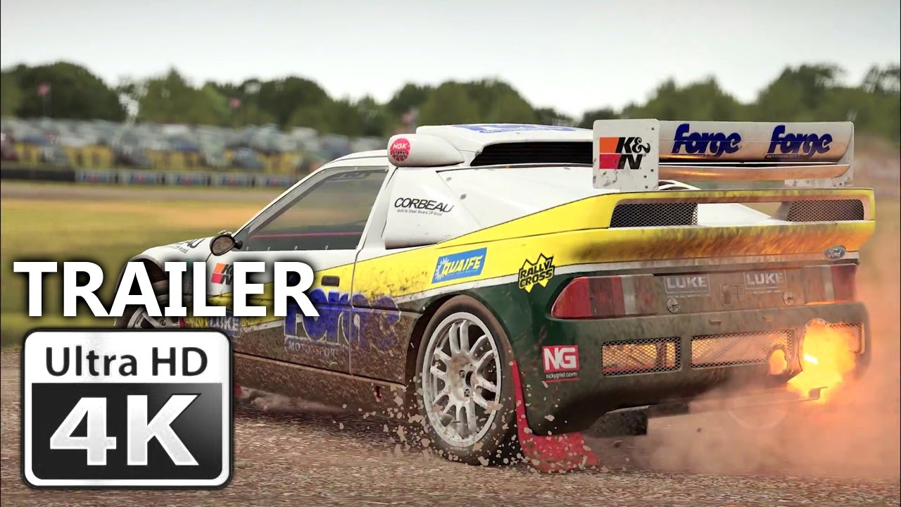 dirt 4 be fearless gameplay trailer 4k pc ps4 pro xbox. Black Bedroom Furniture Sets. Home Design Ideas