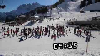 ecole suisse de ski les crosets collectifs