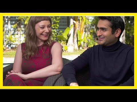 """MTV NEWS -  The love story behind the basically true """"The Big Sick"""""""