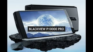 BLACKVIEW P10000 PRO smartphone  with 64GB storage