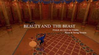 Beauty and the Beast (Tale as Old as Time) - (Piano & String Version) - by Sam Yung