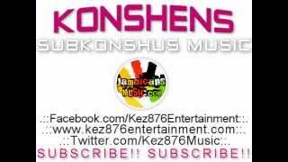 Konshens - Stop Sign [Gyal A Bubble Part 2] [Stop Sign Riddim] March 2012