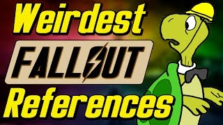 10 Weirdest References in Fallout