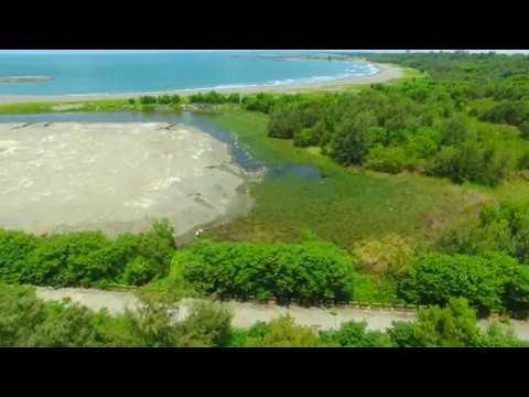 台南安平漁光島最美的濕地景觀 20180801
