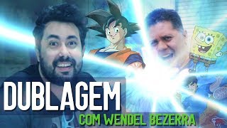 DUBLAGEM ft. Wendel Bezerra - DÚVIDAS DUVIDOSAS