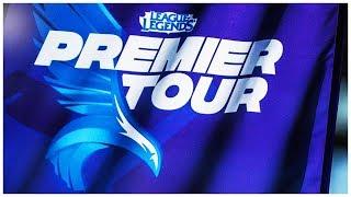 Premier Tour um Platz 3 ESG vs AHG | Highlights LoL Esport