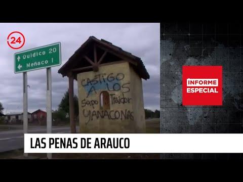 Informe Especial: Las penas de Arauco