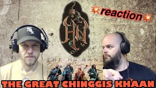 THE HU - THE GREAT CHINGGIS KHAAN 🔥🔥🔥 reaction