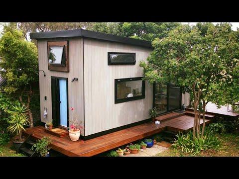 Amazing Beautiful Australian Zen Tiny Home by Sam Commerford
