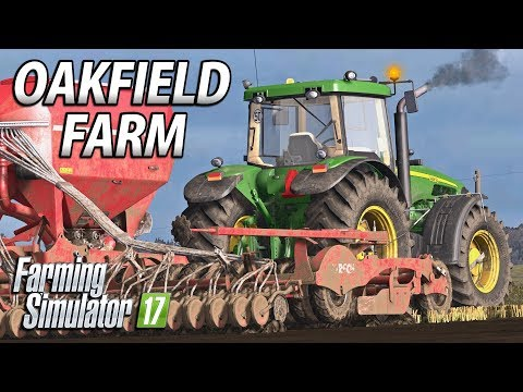 Arable Work | Farming Simulator 17 | Oakfield Farm - Episode 2