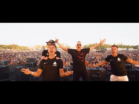 Смотреть клип Da Tweekaz & Sound Rush - Take Me Away