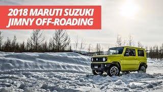 2018 Maruti Suzuki Jimny (Gypsy): Off-roading