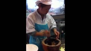"""Технология приготовления """"папайя"""" салата"""