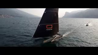 DJI - Extreme Drone Shooting Catamaran