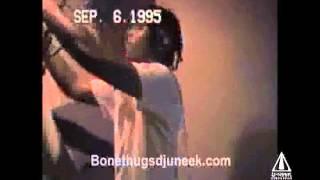 DJUneek Presents: Bone Thugs N Harmony Making Of E.1999 Eternal Part.1