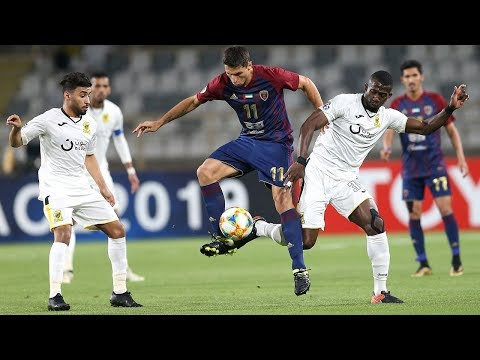 Al Wahda FC 4-1 Al Ittihad (AFC Champions League 2019: Group Stage)