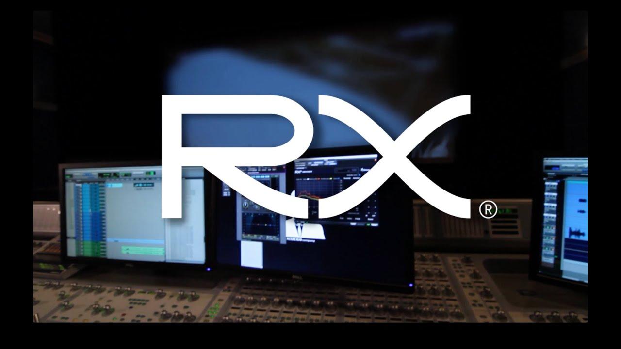 iZotope RX Post Production Suite - Toolfarm