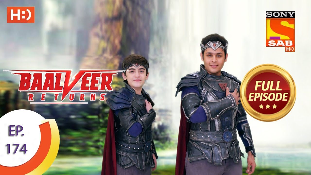 Download Baalveer Returns - Ep 174  - Full Episode - 21st August 2020