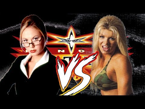WCW Backstage Assault Ms  Hancock vs Major Gunns