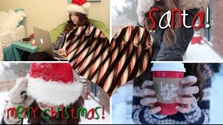 How to Get Into the Christmas Spirit: Decorations, Drinks, and Outfits!♡