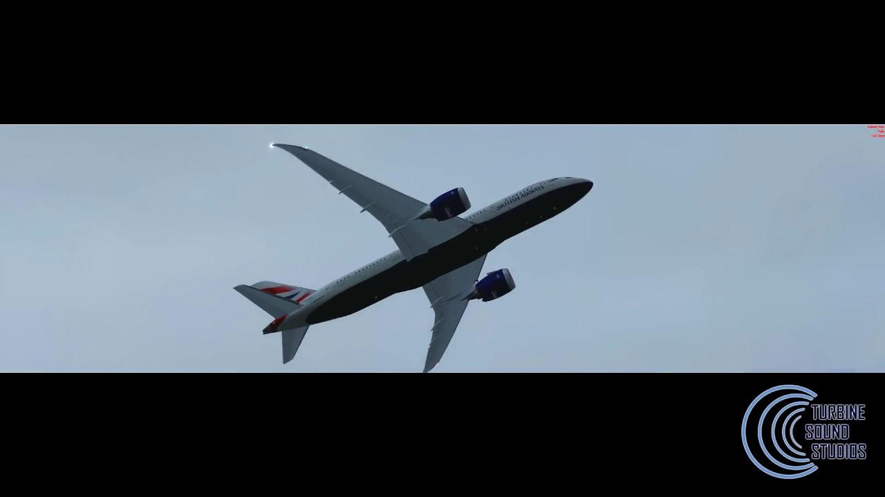 TSS - Boeing 787 Trent-1000 Pilot Edition - P3Dv4 preview