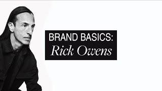 Beauty Behind the Madness: RICK OWENS thumbnail