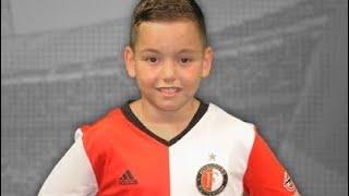 Furkan Ulutas Feyenoord u10/u11 Seizoenen 2015 t/m 2017