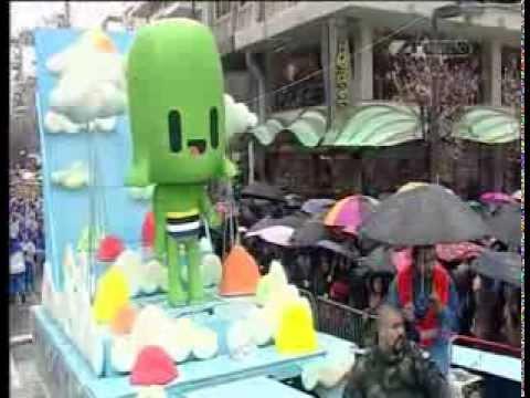 Η εκστρατεία «ΕΝΑ στα ΠΕΝΤΕ» στο Καρναβάλι της Ξάνθης - 2.3.2014 (Δημόσια τηλεόραση live)