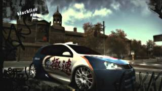 NFS Most Wanted Feketelista 15# Sonny | VW Golf GTI |