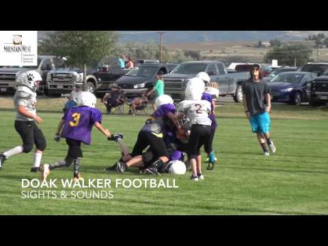 GO - Doak Walker Football