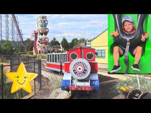 Мультфильм Паровозик Томас: Томас и его друзья (Все 148