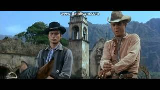 The Magnificent seven 1960 all deaths of the seven plus ending