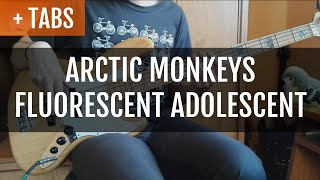 Baixar Arctic Monkeys - Fluorescent Adolescent (Bass Cover with TABS!)