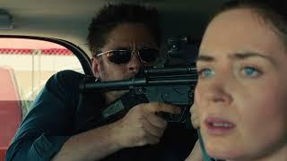 Sicario 2015 shootout scene 4k clip