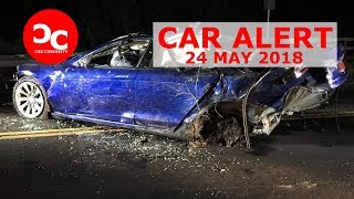 Tesla Gets Involved After Model S Drives Into Pond, Killing Driver