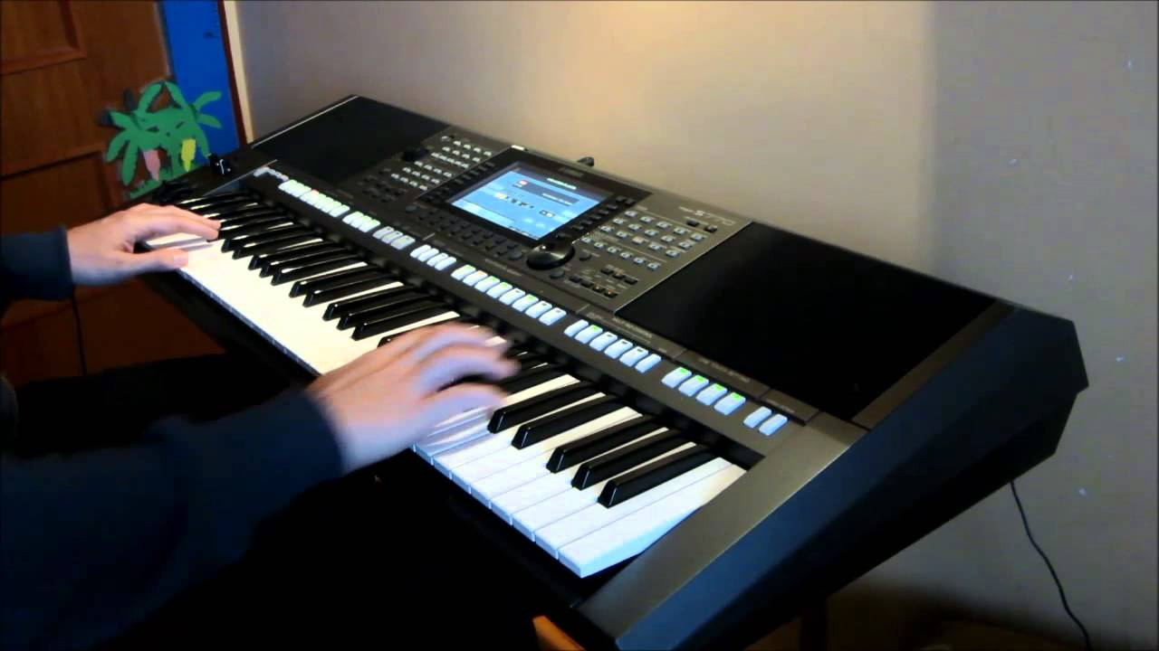 yamaha psr s770 gazebo i like chopin youtube. Black Bedroom Furniture Sets. Home Design Ideas