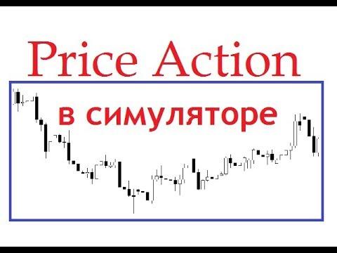Price Action D1  в симуляторе #2