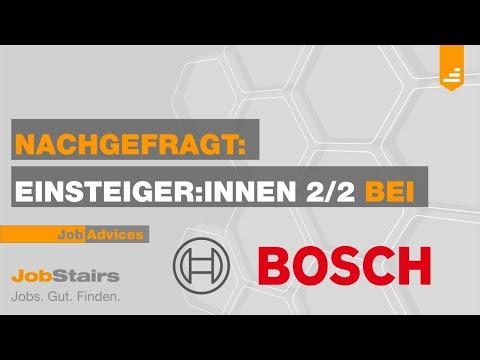 Nachgefragt bei... Robert Bosch GmbH (Teil 2)